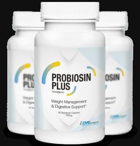 Probiosin Plus comprimido para emagrecer