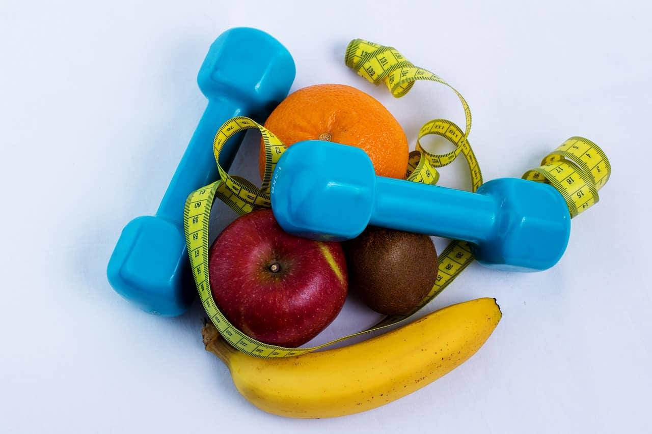 Pesos, maçãs, bananas