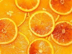 de laranja