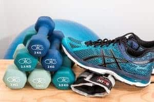 equipamento de exercício