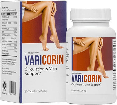 varicorin Comprimido para varizes