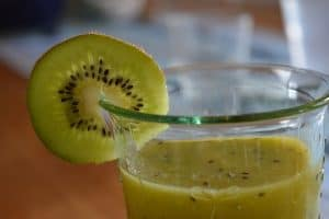 coquetel de kiwi