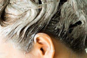 tintura de cabelo