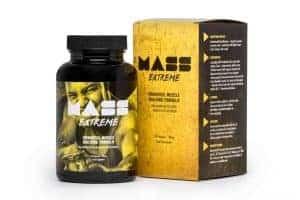 Mass Extreme suplemento para ganhar massa muscular