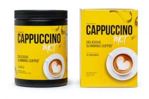 Café de emagrecimento Cappuccino Mct