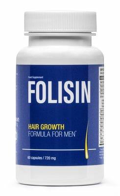 Folisin calvície prematura