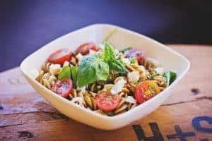 saladas dietéticas