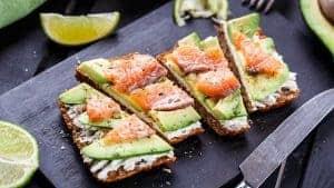 sanduíches dietéticas