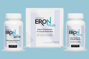 Eron Plus comprimido para potência masculina