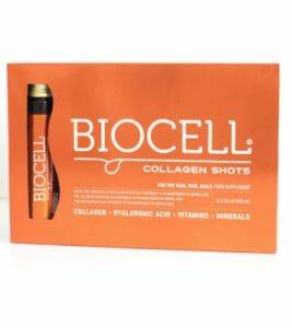 Biocell collagen shots