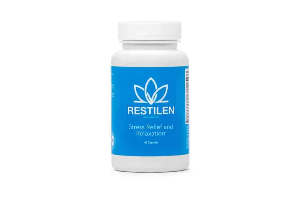 Restilen agente adaptável, comprimidos para stress