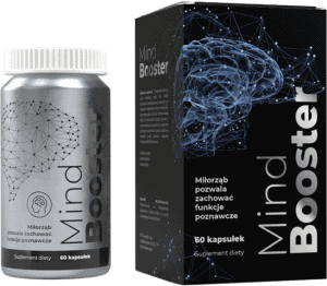 Mind Booster suplemento nootropic