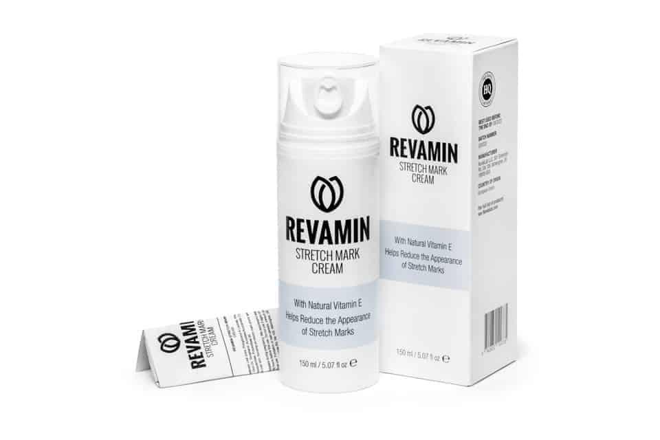 Revamin Stretch Mark Creme de Marca Extensível