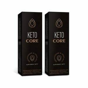 Keto Core gotas de perda de peso